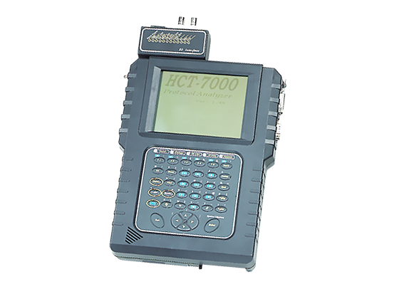 Protocol Analyzer - Dual Port E1/Datacom Protocol Analyzer and BERT