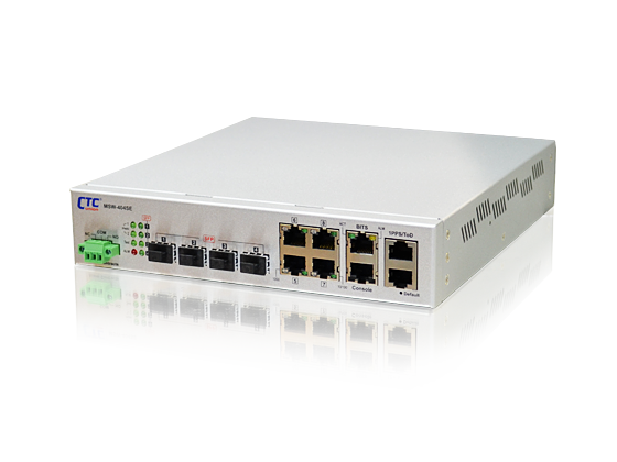NID - 4x GbE, RJ45+ 4x Dual Rate SFP  with Sync.