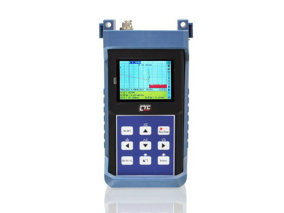 OTDR Tester - Single Mode Optical Time Domain Reflectometer