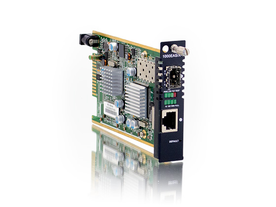 Ethernet Media Converter: FRM220-1000EAS/X-1