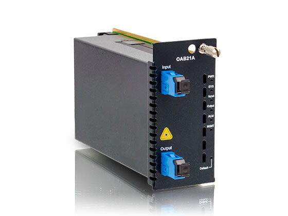 Single Channel EDFA Preamp:FRM220-OAB21A