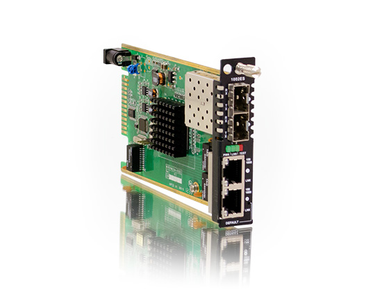 Ethernet Switch Card: FRM220A-1002ES