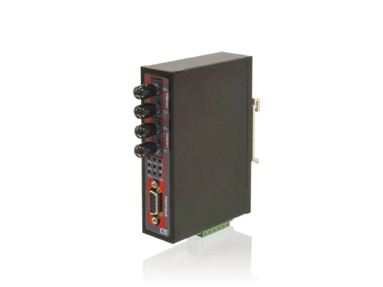 Industrial Serial to Fiber Media Converter: IFC-FDC-PRO