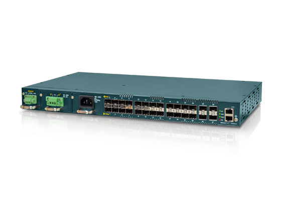 L2+ Gigabit Carrier Ethernet Switch: MSW-4424A