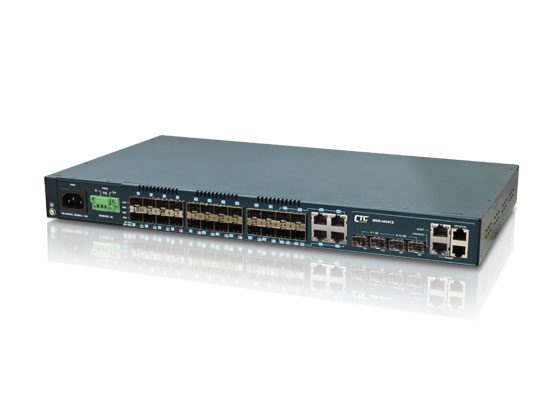 L2+ Gigabit Carrier Ethernet Switch: MSW-4424CS