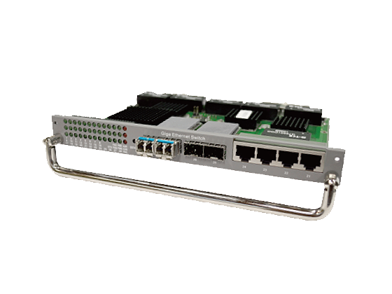 10G uplink Ethernet Aggregation Switch Card: FRM220A-GSW/SNMP-10G